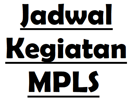 JADWAL KEGIATAN